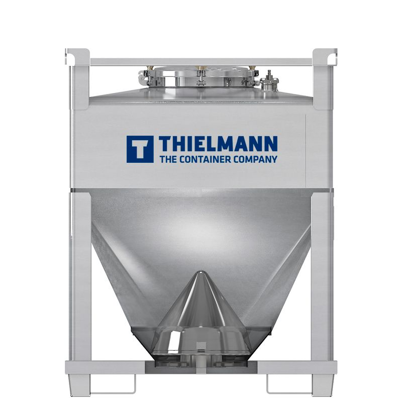 Chemical-cone-valve-system