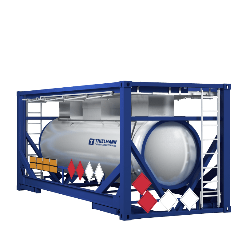 Environment-Protection-Container