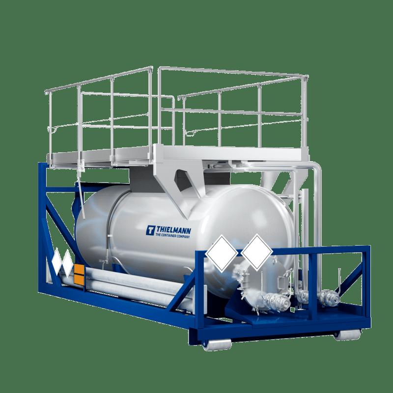 chemical-sludge-container
